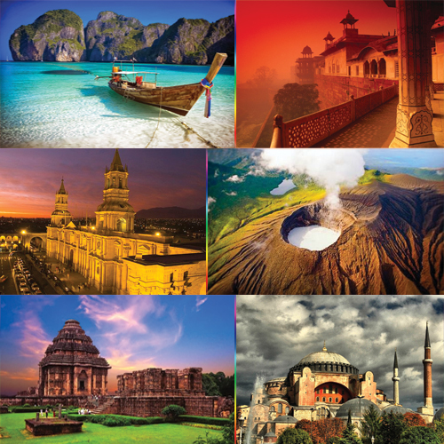 Most Popular Vacation Spots In The World: Top Rand Friendly Overseas Destinations